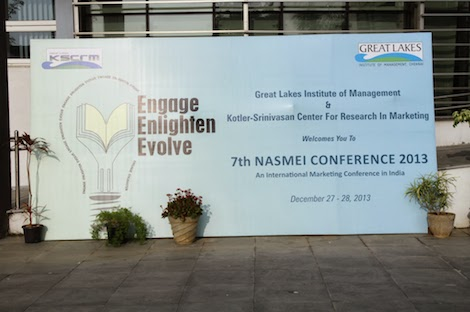 Great Lakes - NASMEI International Conference 2013