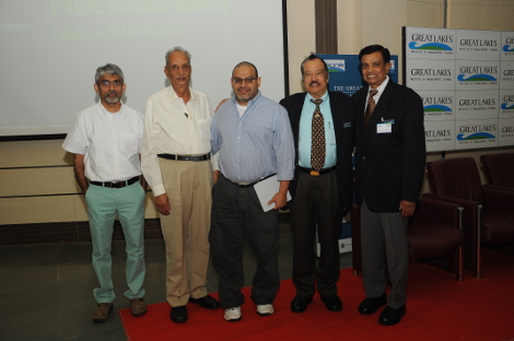 Great Lakes - NASMEI International Conference 2012