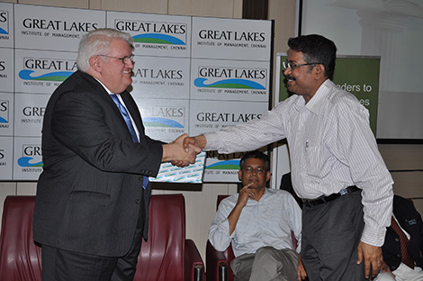 Great Lakes - NASMEI International Conference 2011
