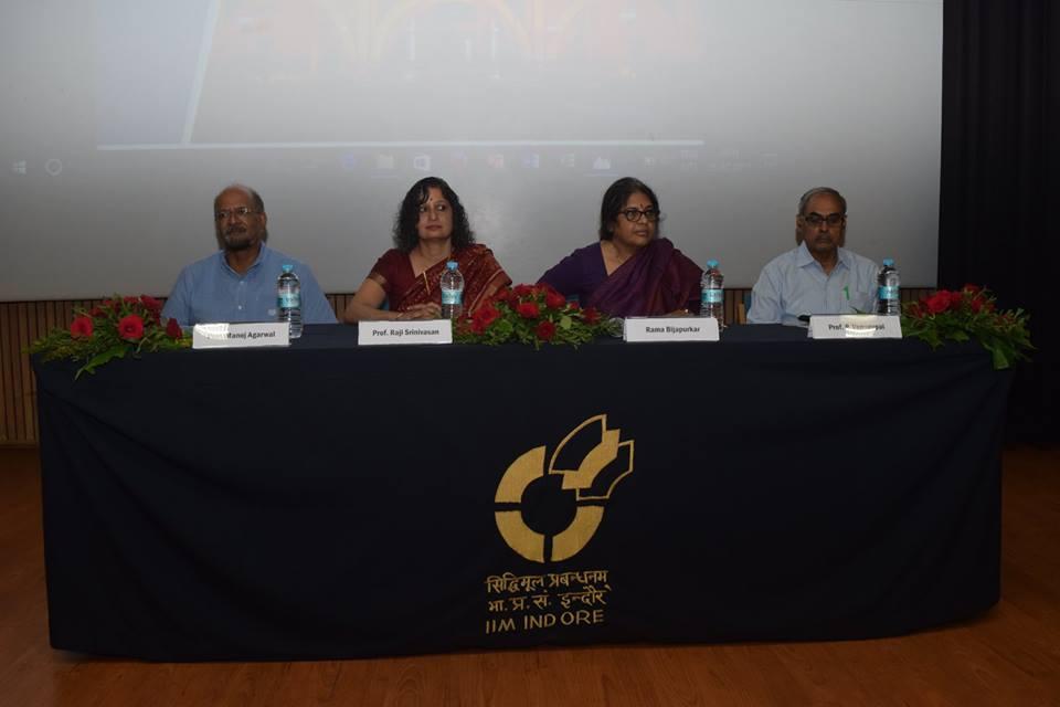 IIM-Indore NASMEI conference July 27-29 2017